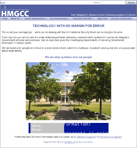 HMGCC screenshot
