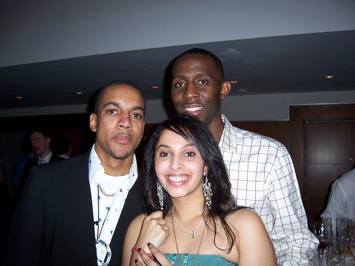 Aaron, Aditi and Jason